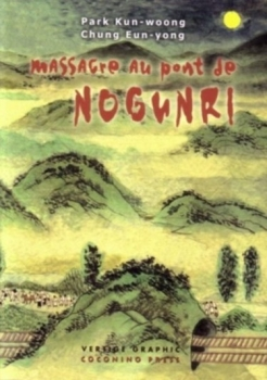 Couverture Massacre au pont de Nogunri