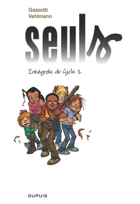 Couverture Seuls, intégrale, tome 1