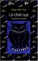 Couverture Le chat noir et autres contes fantastiques / Le chat noir et autres nouvelles / Le chat noir Editions Librio 1999