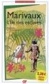 Couverture L'île des esclaves Editions Flammarion (GF) 2009