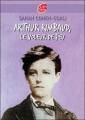 Couverture Arthur Rimbaud, le voleur de feu Editions Le Livre de Poche (Jeunesse) 2013