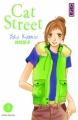 Couverture Cat street, tome 3 Editions Kana (Shôjo) 2010