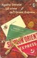 Couverture Le crime de l'orient-express Editions Le Livre de Poche (Policier) 1972