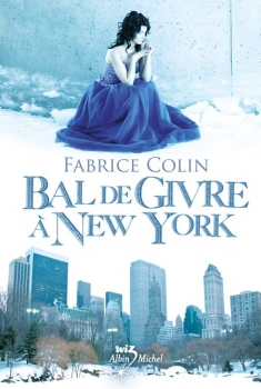 Couverture Bal de givre à New York