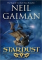 Couverture Stardust Editions HarperCollins 2009