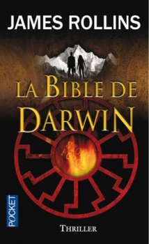 Couverture Sigma force, tome 03 : La Bible de Darwin