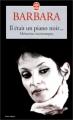 Couverture Il était un piano noir Editions Le Livre de Poche 1999