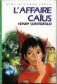 Couverture L'affaire Caïus Editions Hachette (Bibliothèque verte) 1973