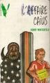 Couverture L'affaire Caïus Editions Hachette (Aventure verte) 1990