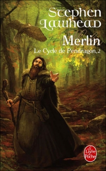 Couverture Le Cycle de Pendragon, tome 2 : Merlin