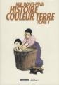 Couverture Histoire couleur terre, tome 1 Editions Casterman (Ecritures) 2006