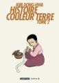 Couverture Histoire couleur terre, tome 2 Editions Casterman (Ecritures) 2006