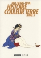 Couverture Histoire couleur terre, tome 3 Editions Casterman (Ecritures) 2007