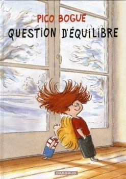 Couverture Pico Bogue, tome 03 : Question d'équilibre