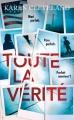 Couverture Toute la vérité Editions France Loisirs 2018
