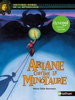 Couverture Ariane contre le Minotaure