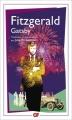 Couverture Gatsby le magnifique / Gatsby Editions Arthaud Flammarion 2012