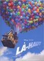 Couverture Là-haut Editions Disney / Hachette 2009