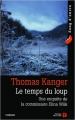 Couverture Le temps du loup Editions Presses de la cité (Sang d'encre) 2009