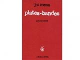Couverture Plates-bandes Editions L'Association (Eprouvette) 2005
