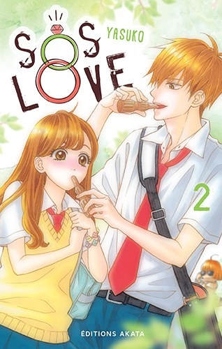 Couverture SOS Love, tome 2