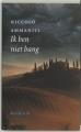 Couverture Je n'ai pas peur Editions Amsterdam 2002