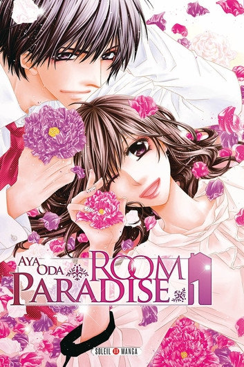 Couverture Room Paradise, tome 1