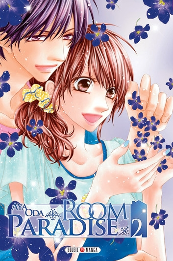 Couverture Room Paradise, tome 2