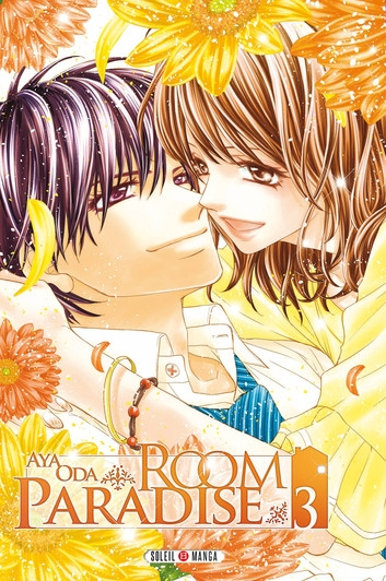 Couverture Room Paradise, tome 3