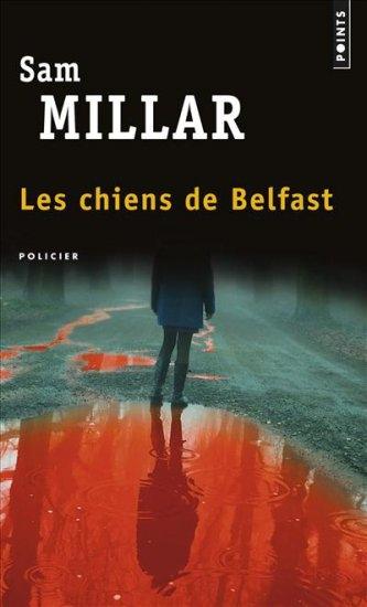 Couverture Les chiens de Belfast