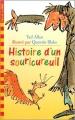 Couverture Histoire d'un souricureuil Editions Gallimard jeunesse / De facto 1998