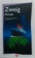 Couverture Amok / Amok ou le fou de Malaisie Editions Garnier Flammarion 2013
