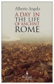 Couverture Une journée dans la Rome antique Editions Europa 2009