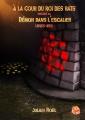 Couverture A la cour du roi des rats précédé du Démon dans l'escalier Editions Aux 3D 2018