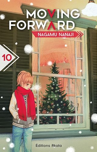 Couverture Moving forward, tome 10
