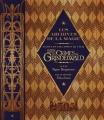 Couverture Les animaux fantastiques : Les crimes de Grindelwald : Les Archives de la magie : Dans les coulisses du film Editions HarperCollins 2018