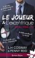 Couverture Mis à l'essai, tome 2 : Le joueur & l'excentrique Editions Infinity (Romance passion) 2018