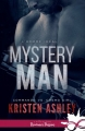Couverture L'homme idéal, tome 1 : Mystery Man Editions Infinity (Romance passion) 2018