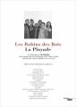 Couverture La Playade Editions Cherche Midi 2018