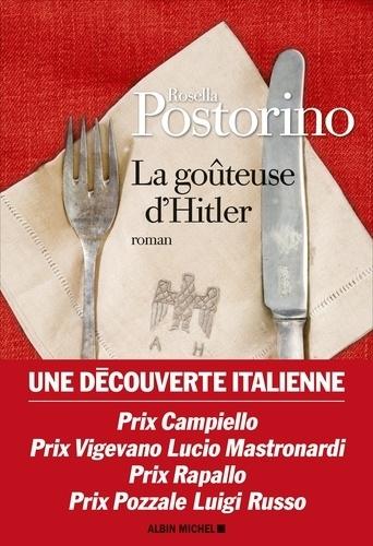 Couverture La goûteuse d'Hitler