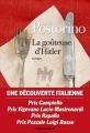 Couverture La goûteuse d'Hitler Editions Albin Michel 2019