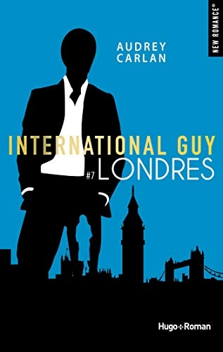 Couverture International Guy, tome 07 : Londres