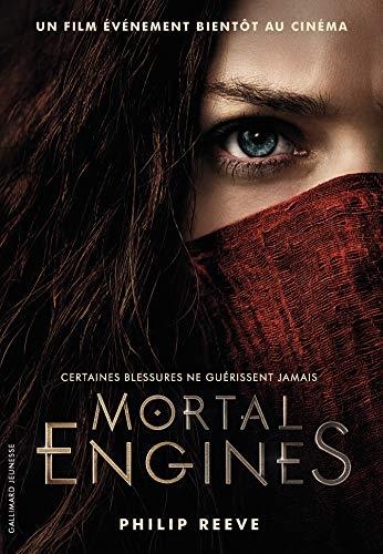 Couverture Mortal Engines, tome 1 : Mécaniques fatales