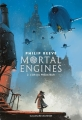 Couverture Mortal Engines, tome 2 : L'Or des prédateurs Editions Gallimard  (Jeunesse) 2018