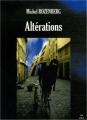 Couverture Altérations Editions Nuit d'Avril 2006