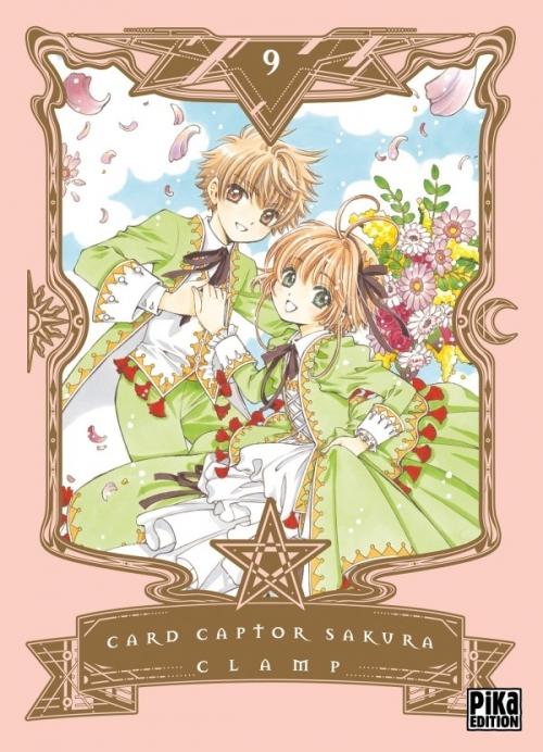 Couverture Card captor Sakura, deluxe, tome 9