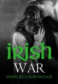 Couverture Irish War Editions Autoédité 2018