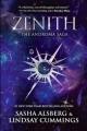 Couverture The Andromeda Saga : Zenith Editions Harlequin (Teen) 2016
