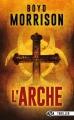 Couverture L'arche Editions Bragelonne (Thriller) 2016
