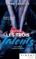 Couverture Les trois talents, tome 2 : Le gardien des secrets Editions France Loisirs (Piment - Rouge) 2018